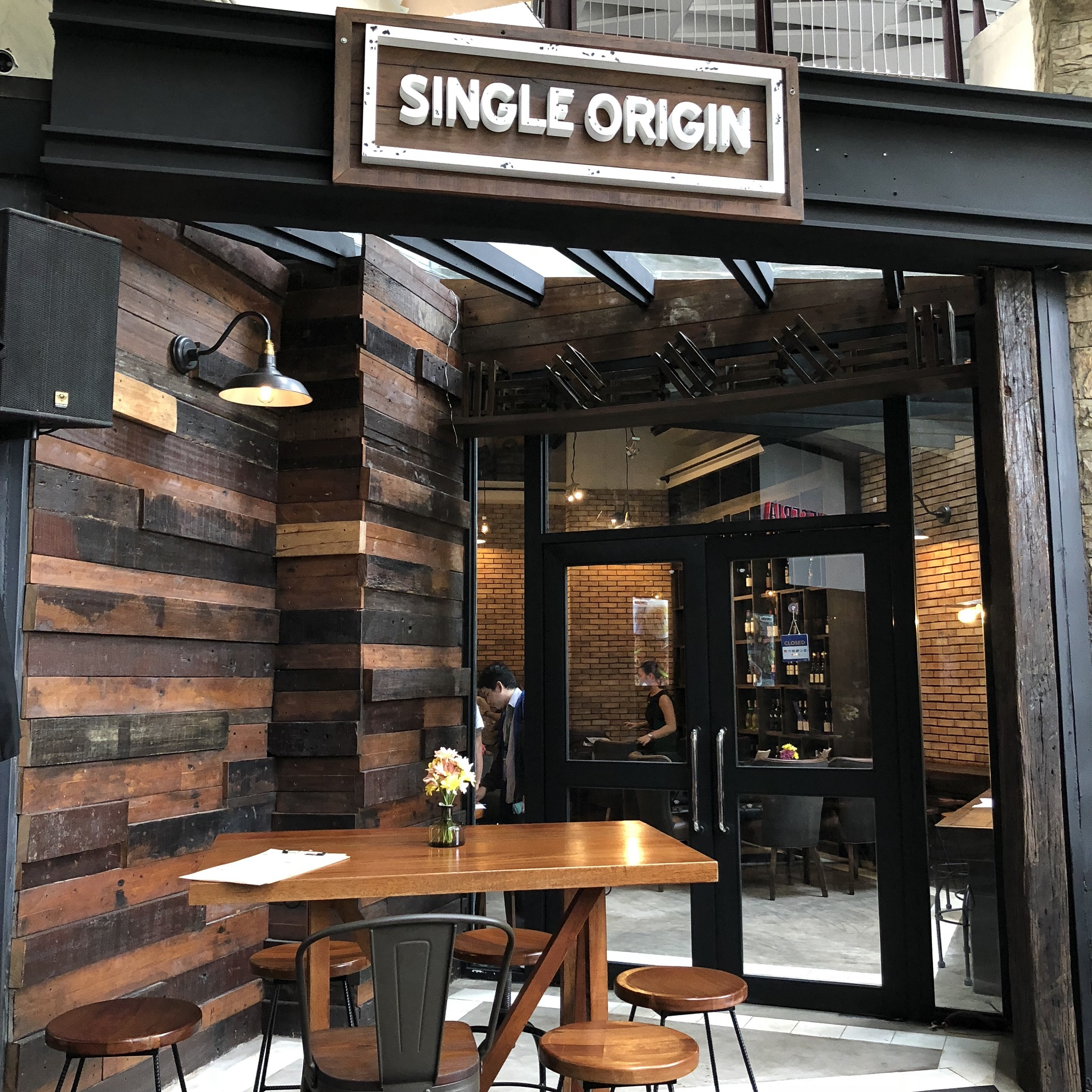 Single Origin Is Bringing Your Coffee And Brunch Dreams To