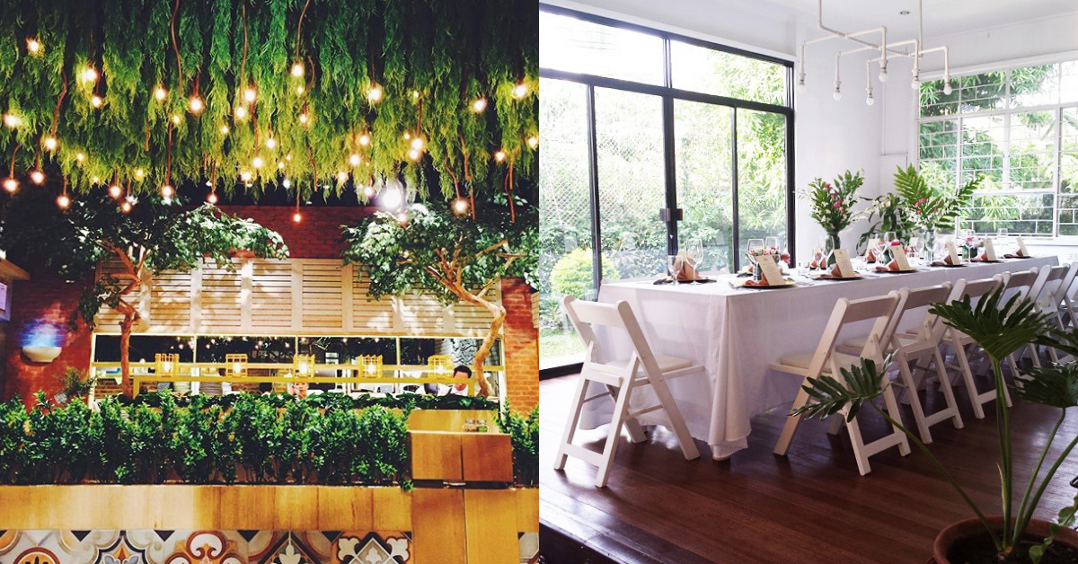 21 Restaurants Around Manila With Beautiful Interior Designs | Booky