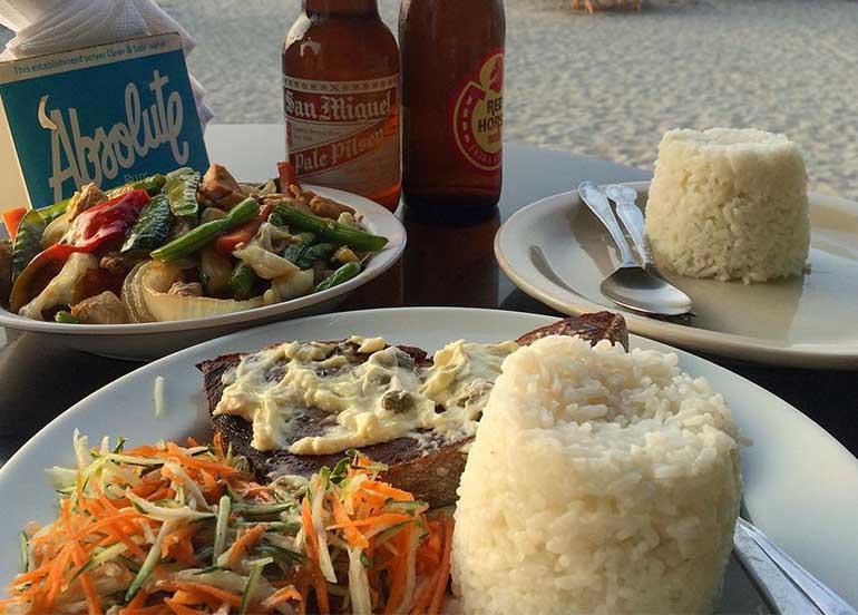 vegatables-fish-rice