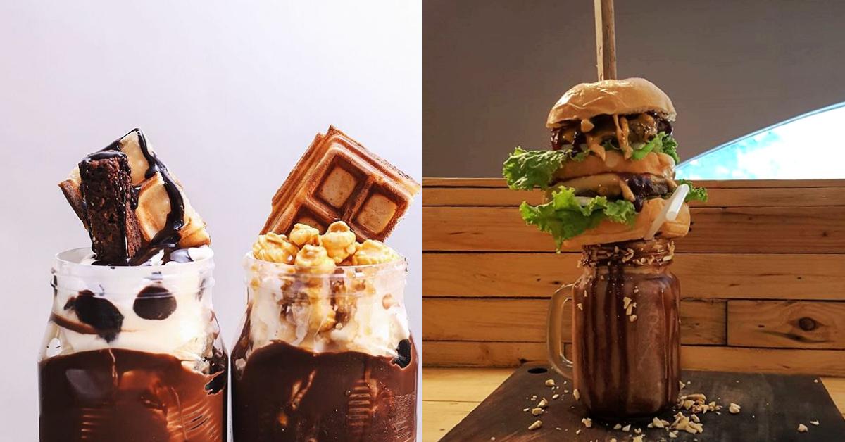 15 Outrageous Milkshakes in Metro Manila