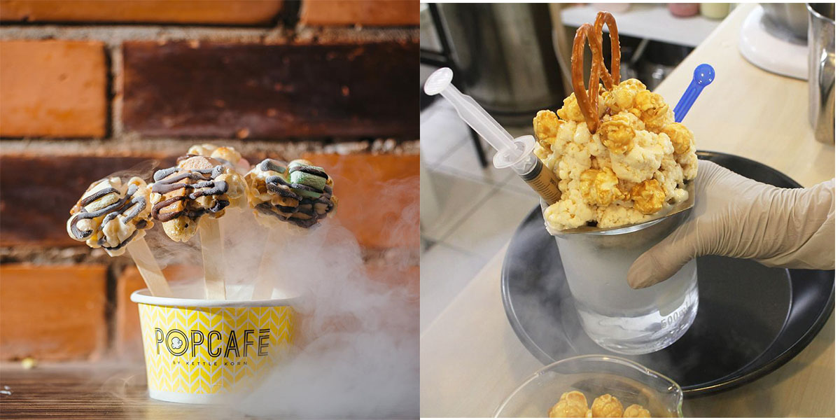 5 Cool Spots for Liquid Nitrogen Ice Cream in the Metro
