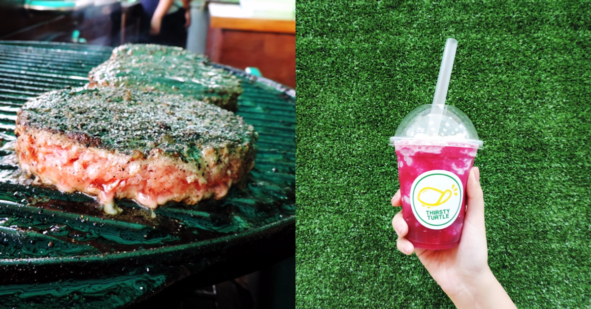 21 New Food Finds at the Pioneer St. Market in Mandaluyong