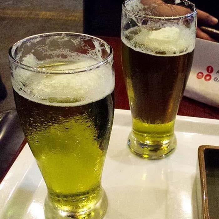 matcha-beer