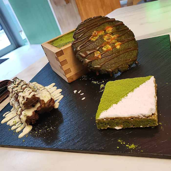 matcha-dessert