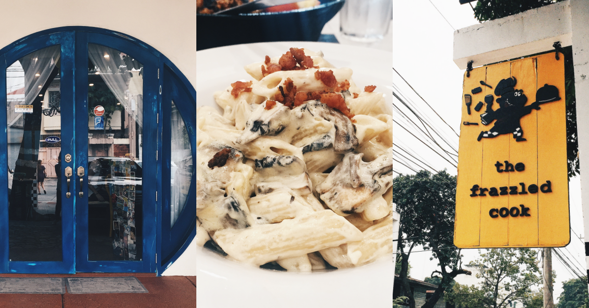 CHECK IT OUT: The Frazzled Cook in Tomas Morato