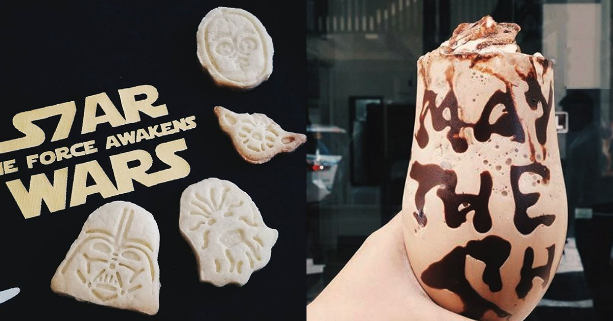 Amidala Cafe: The First Star Wars Themed Cafe in the Philippines!