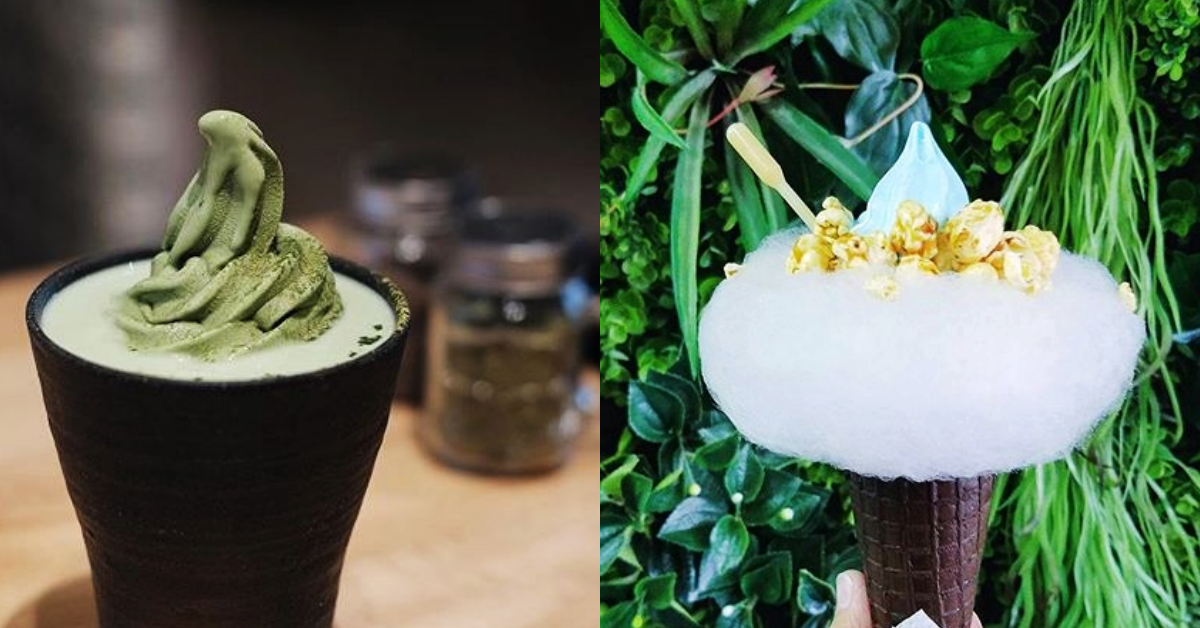 11 Places to Get Swirly Soft Serve Ice Creams in Manila