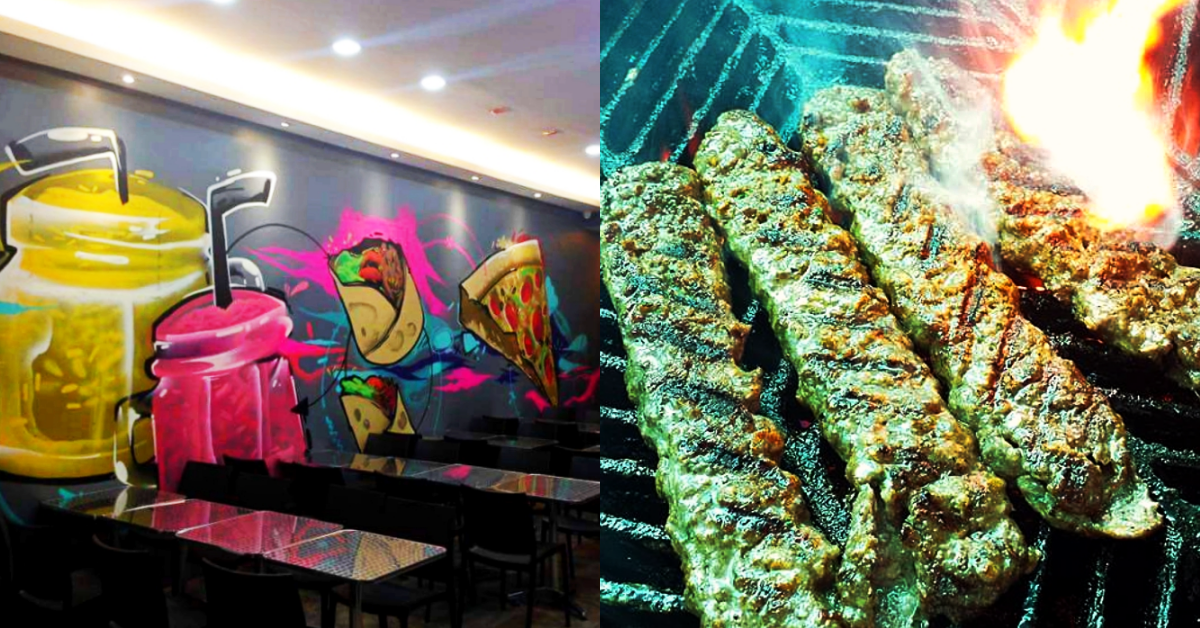 Jack's Joint QC Offers the First Unlimited Kebabs + Shawarma Promo