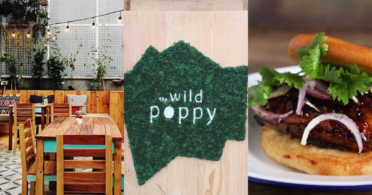 First Look: The Wild Poppy in Poblacion, Makati