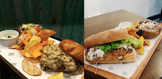 Meet the Mister: Mr. Graham's Sandwich Shop in Tomas Morato, QC