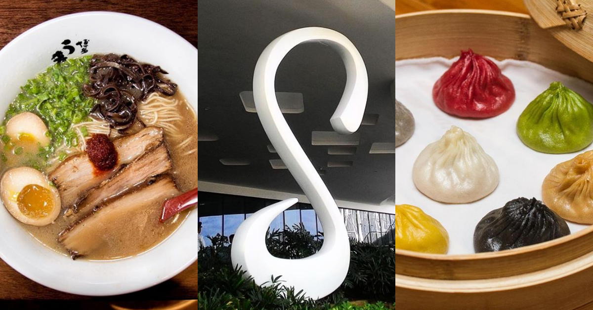 Exciting Restaurants to Open at the New S Maison in Conrad Hotel
