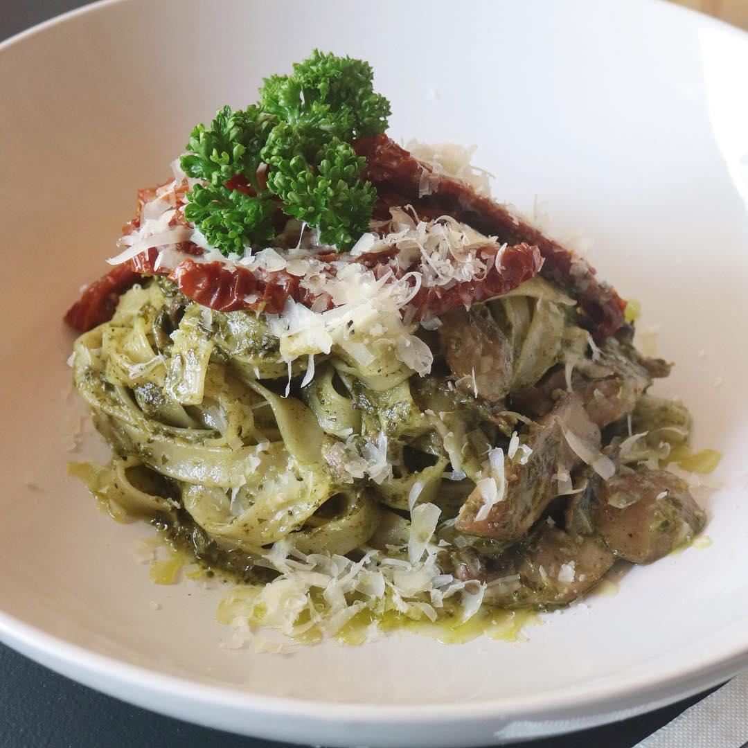 Best Pesto Pasta In Quezon City