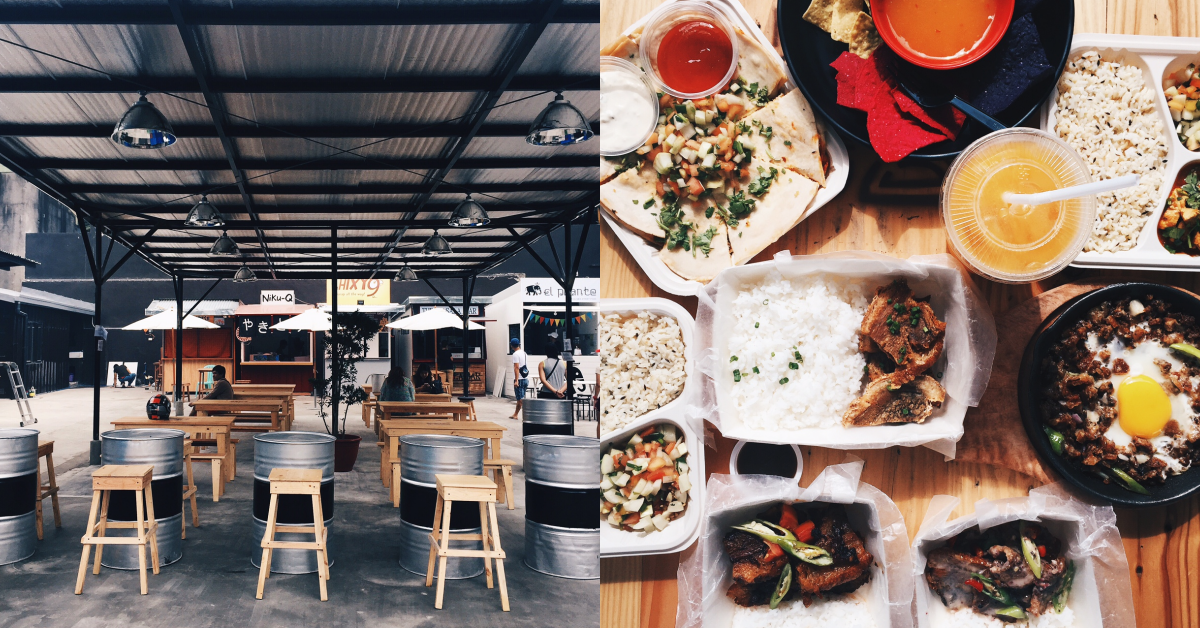 New Food Park Alert: 15 Reasons to Visit Gastropark Kapitolyo Food Park
