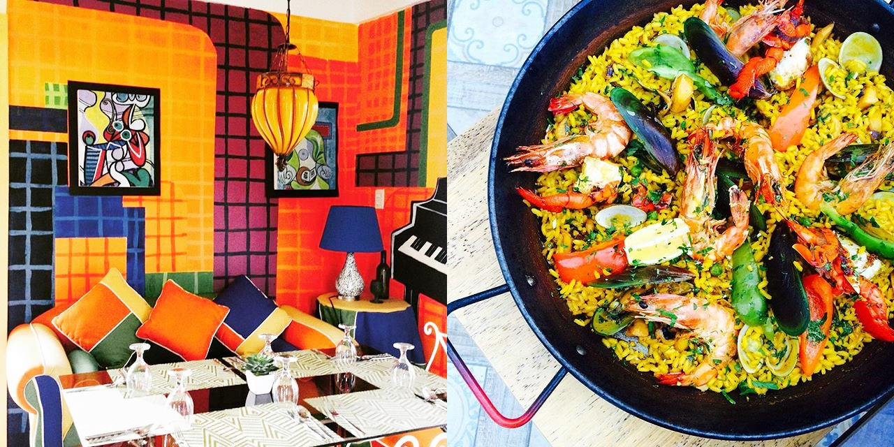 El Cocinero, a beautiful dining destination in Tagaytay