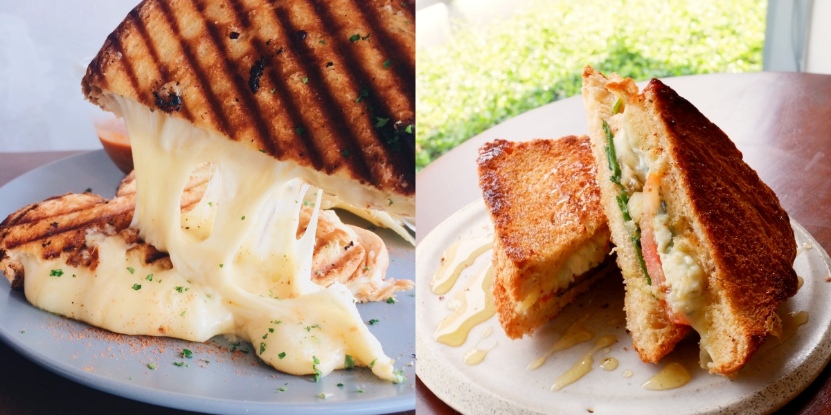 14 Of The Best Grilled Cheese Sandwiches In And Out Of