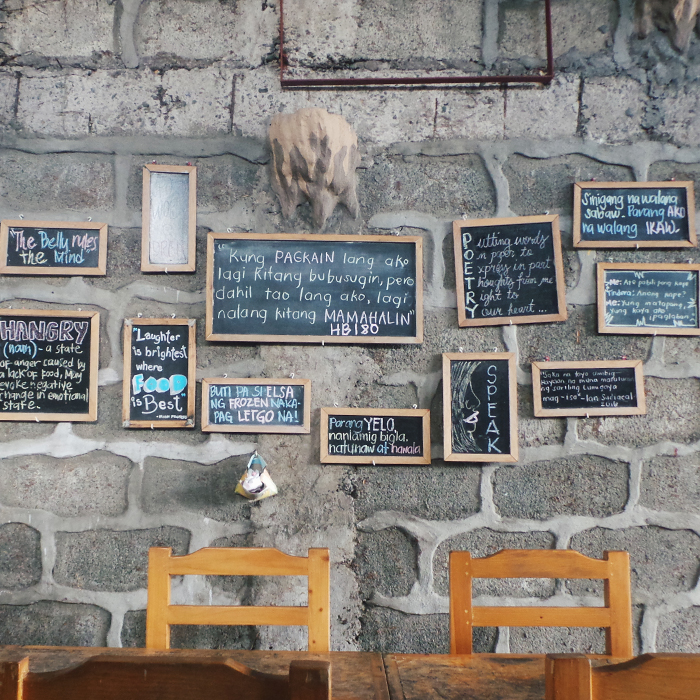 Drei's, a modern Filipino garden restaurant in Marikina   Booky