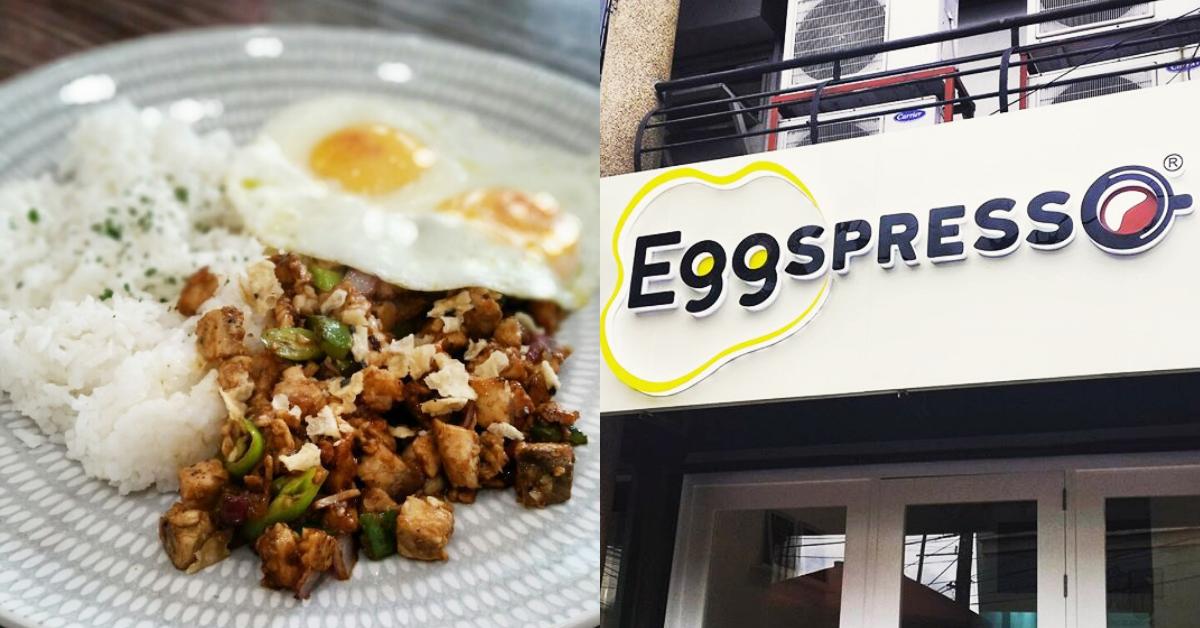 New Cafe Alert: Eggspresso in San Juan