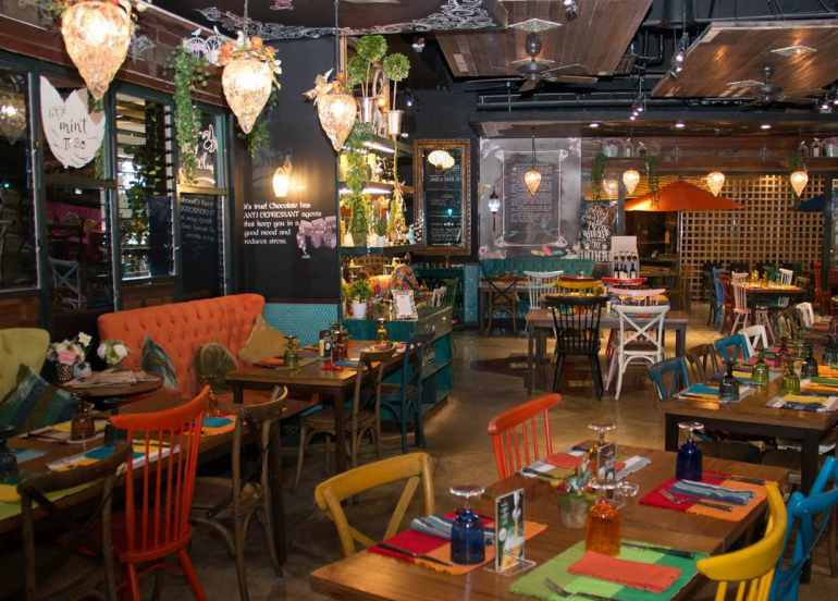 10 Must-Try Restaurants in Evia Lifestyle Center