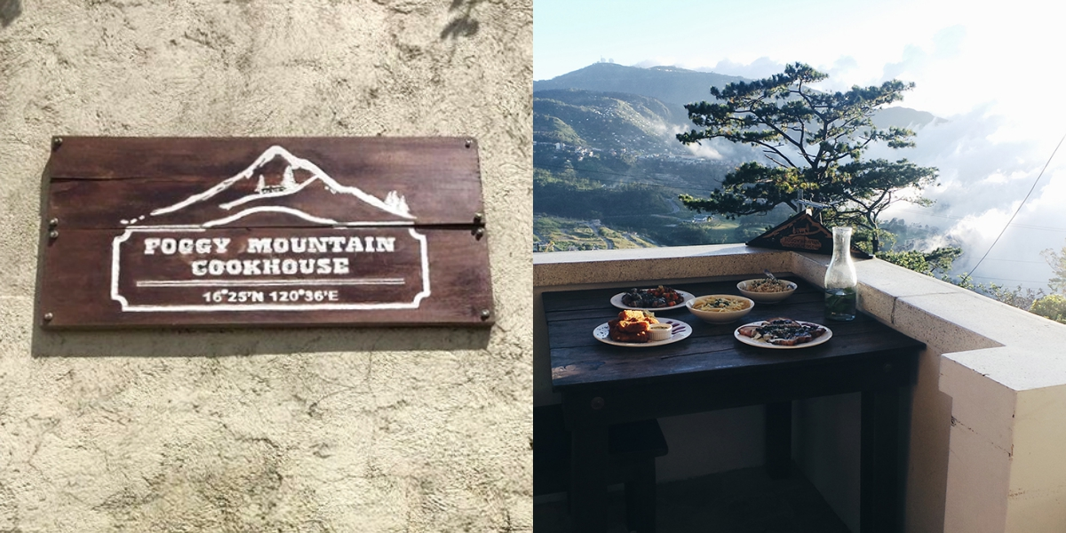 Foggy Mountain Cookhouse, a romantic private dining spot in Baguio