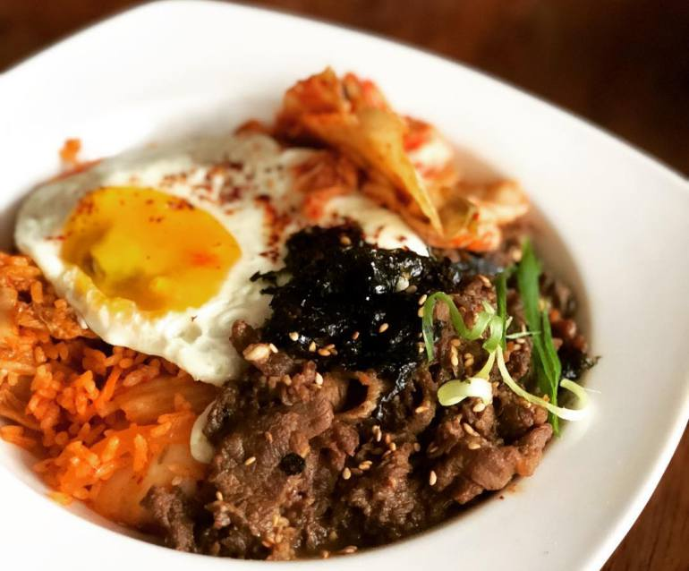 senor kimchi, mexican food, korean food, cebu restaurant, korean restaurant in cebu, bibimbap