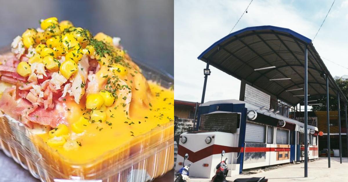 New Food Park Alert: The Yard Underground in Pasig