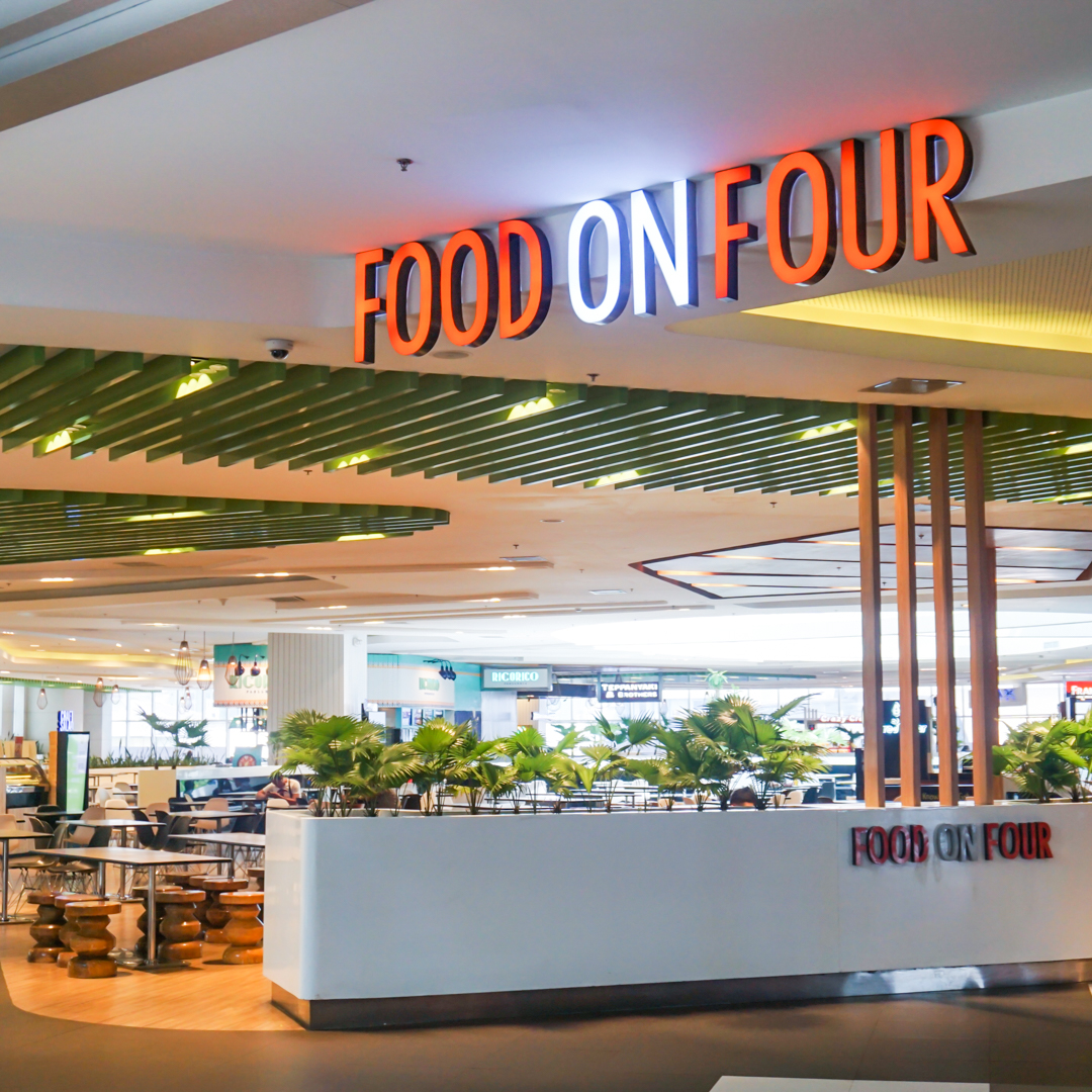 Food On Four Sm Aura