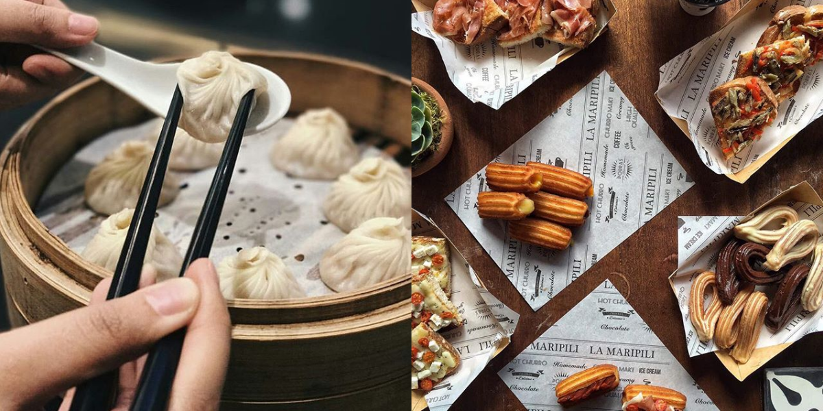 12 Newly Opened Restaurants in Manila This Week