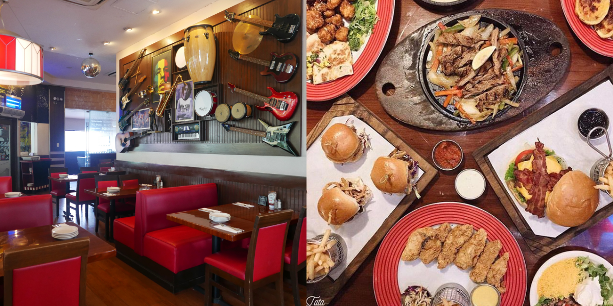 10 Reasons Why Every Day is Friday in this All-American Resto!