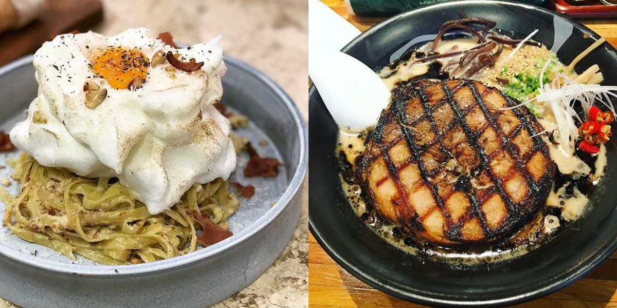 """10 Dishes That Will Make You Ask """"Pasta or Ramen?"""""""