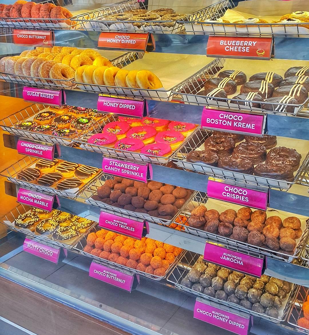 Dunkin Donuts Preise