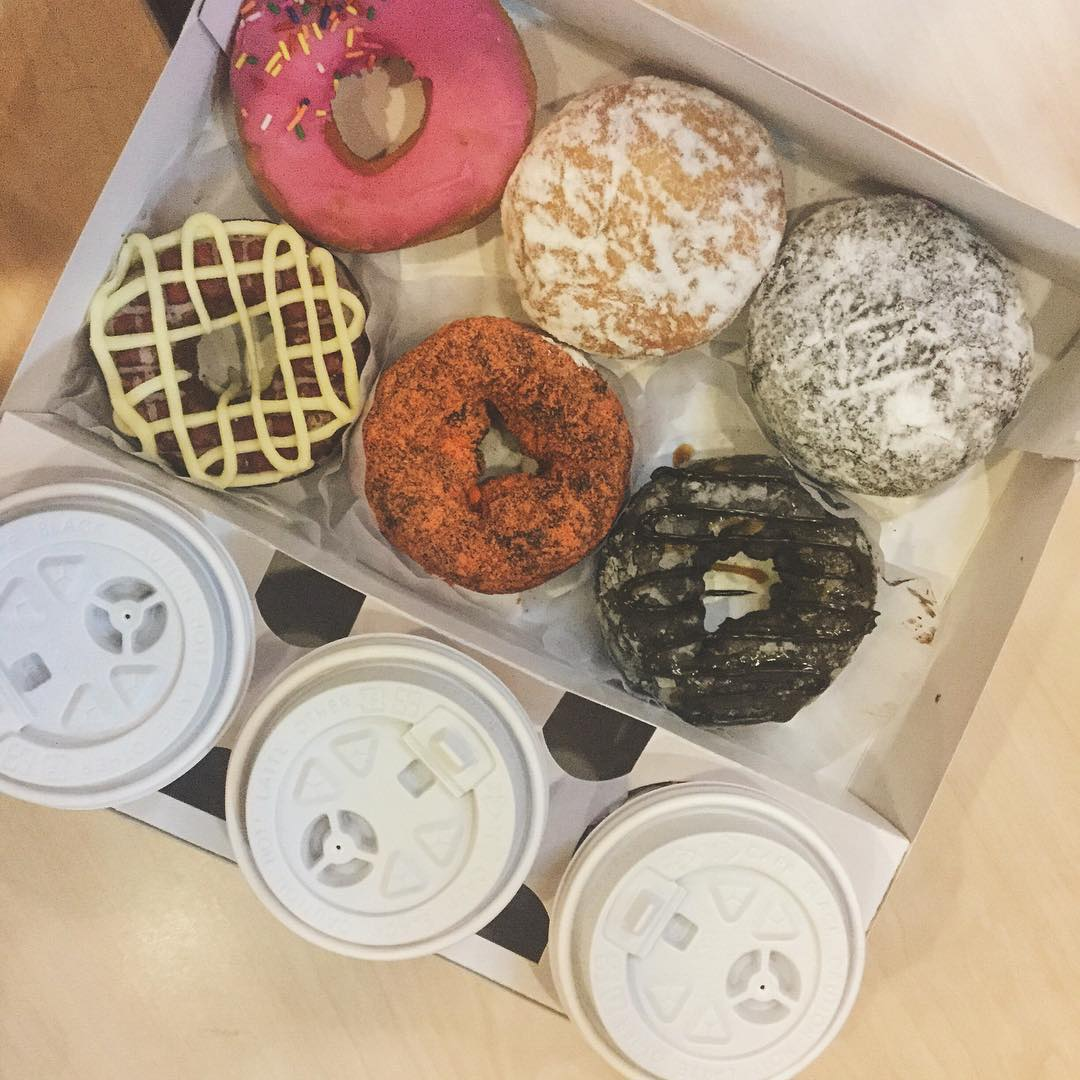 Must Try: Enjoy Buy 1 Get 1 Mondays at Dunkin' Donuts this ...