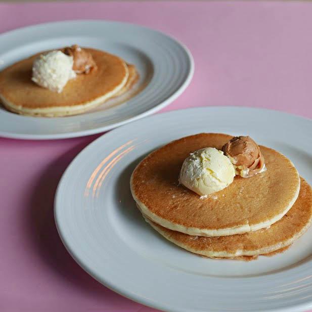 breakfast coffee pancakes metro manila waffles