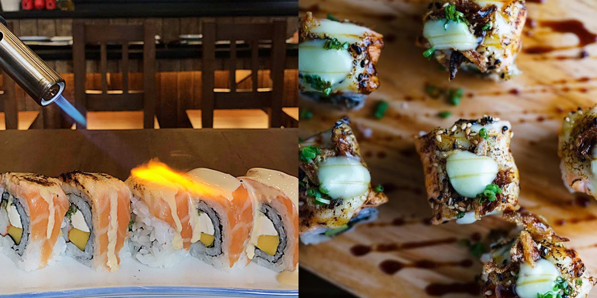 14 of the Best Japanese Restaurants for Authentic Aburi Sushi