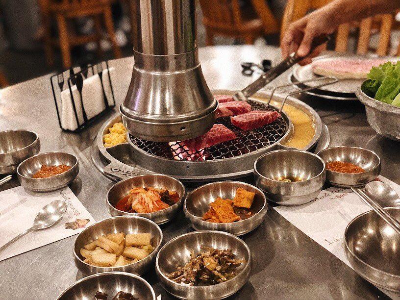 moa sm moa mall of asia restaurants where to eat menu unique eats pasay metro manila korean bbq
