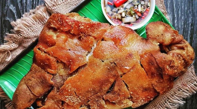 Crispy Pata from Bulacan Lugaw Kitchen