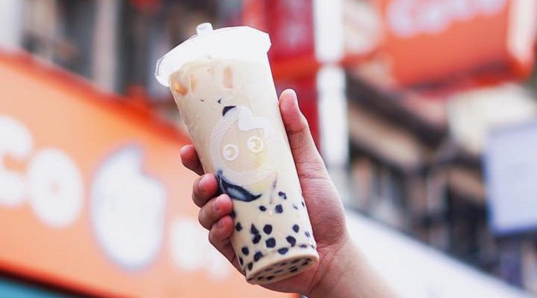 Pearl Milk Tea from Coco Fresh Tea & Juice