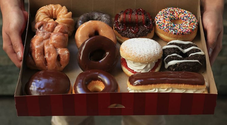 Tim Hortons Doughnuts