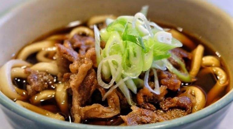 Udon from Moshi Koshi Noodle Boss