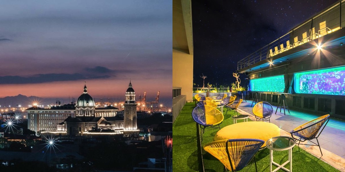 13 of Manila's Best Hotel Rooftops Perfect for Celebrating the New Year