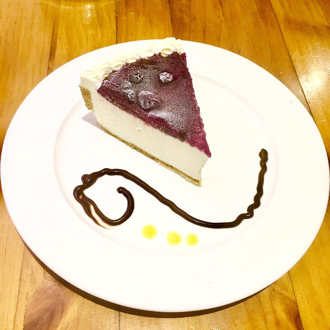 12 Blueberry Cheesecakes in Metro Manila that will brighten up your ...