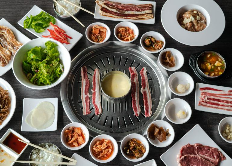 gen korean bbq, korean food, restaurants in moa, samgyupsal, samgyeopsal, korean restaurant, eat all you can
