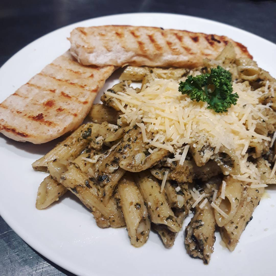 Best Pesto Pasta In Quezon City