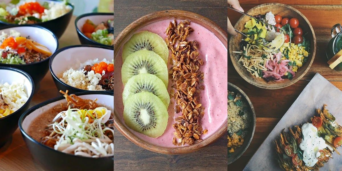 The Ultimate Healthy Foodie Guide To Help You Get Through Your Diet