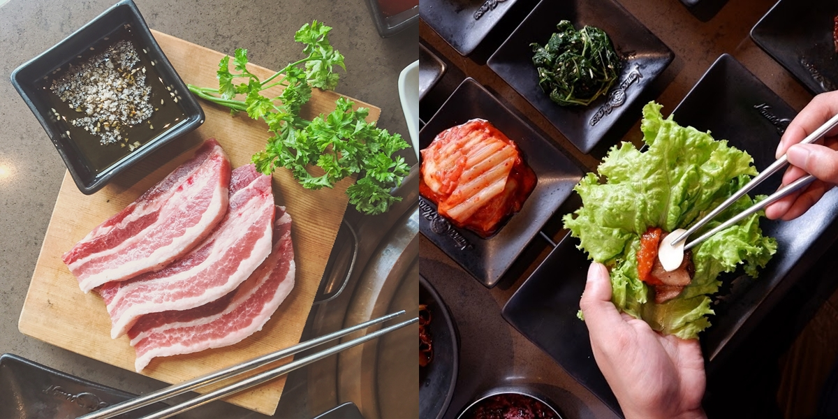 Namoo House in BGC is offering UNLIMITED SAMGYEOPSAL and it's a really pig deal!