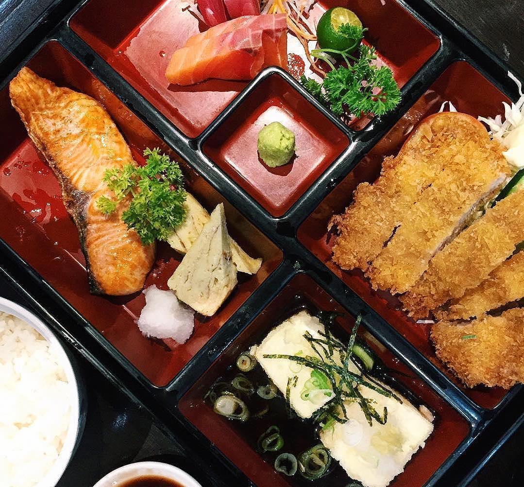 15 japanese restaurants in manila for the best bento sets booky. Black Bedroom Furniture Sets. Home Design Ideas
