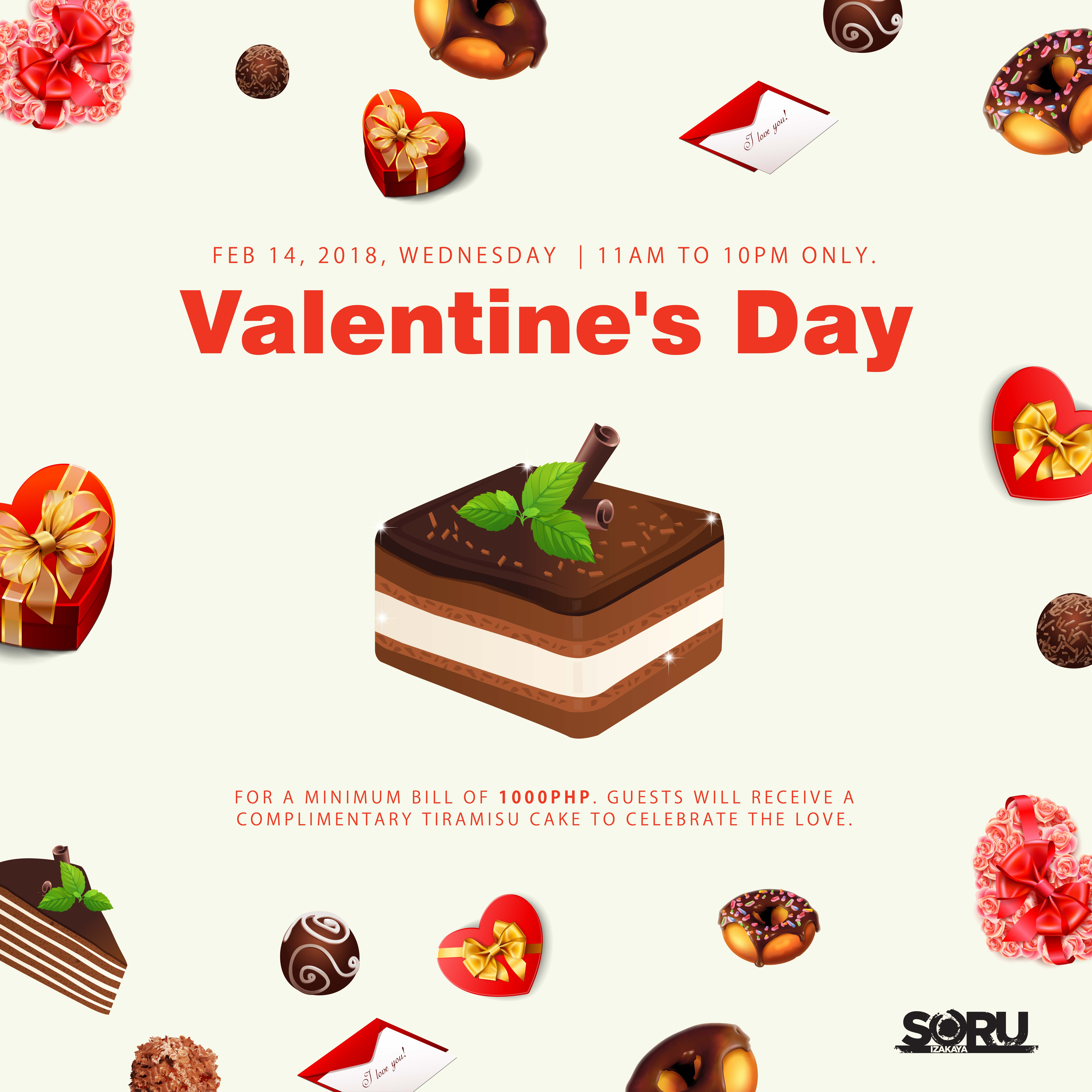 V-day Hack: 19 Restaurant Promos & Valentine\'s Day Specials for the ...