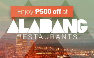Restaurants in Alabang