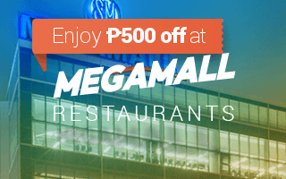 Restaurants in SM Megamall