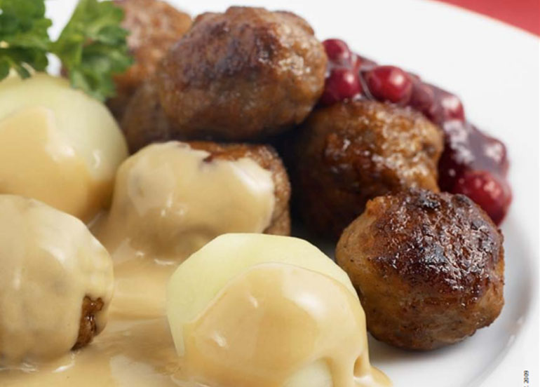 IKEA Revealed How to Make their Iconic Swedish Meatballs at Home