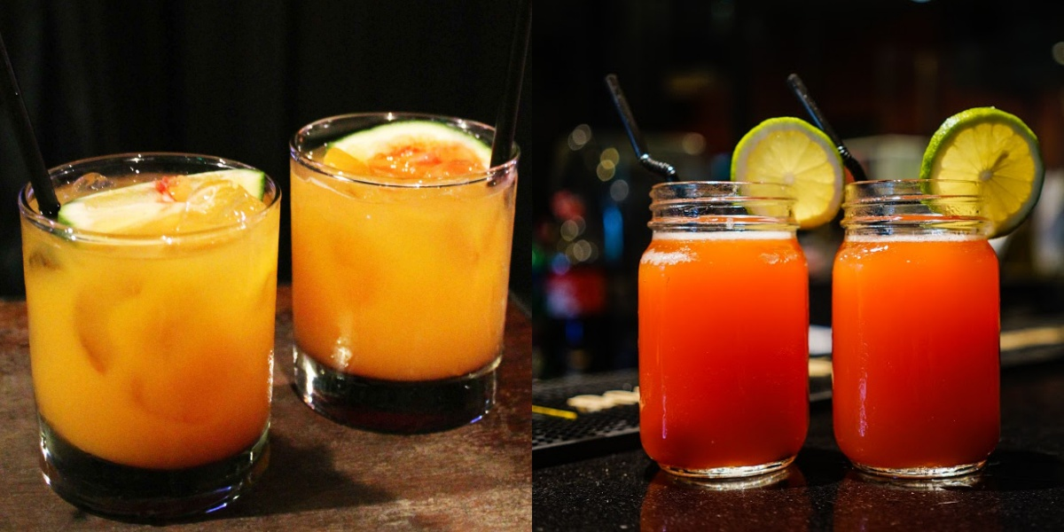 bgc fort bonifacio alcoholic drinks buy 1 get 1 cocktails beer mojitos margaritas metro manila booky